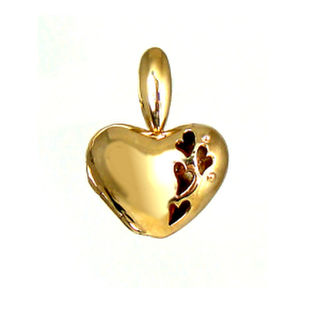 9ct. yellow gold