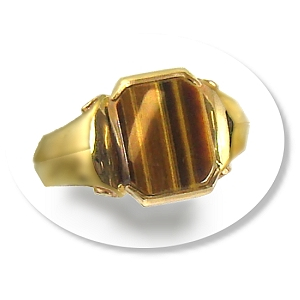 Tiger Eye 9ct.
